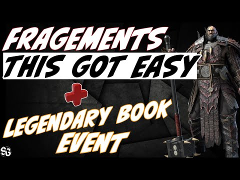 Legendary tome & fragment event made simple- GG StewGaming | RAID SHADOW LEGENDS