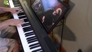 Live Like Horses (Elton John) piano cover by Manny Sousa