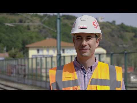 STRABAG - Moderní technika – klíč ke kvalitním stavbám - Česká republika