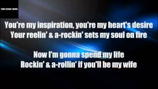 Gary Glitter-I Didn`t Know I Loved You (Till I Saw You Rock And Roll) (Lyrics)