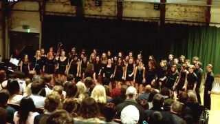 Happy - Pharrell Williams (RHUL Gospel Choir)