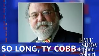 Goodbye To Stephen's Favorite Trump Lawyer, Ty Cobb