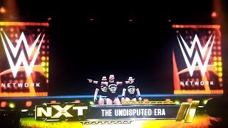 WWE 2k17 xbox 360/ps3 The Undisputed Era entrance