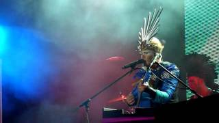 Empire of the Sun - We are the People - Parklife Sydney 2009 HD
