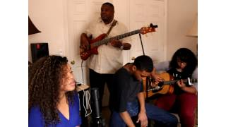 lil wayne- how to love (cover) Desiree White & family