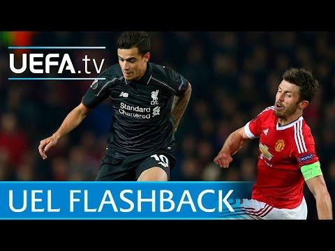 Pirlo, Higuaín, Coutinho: Round of 16 flashback