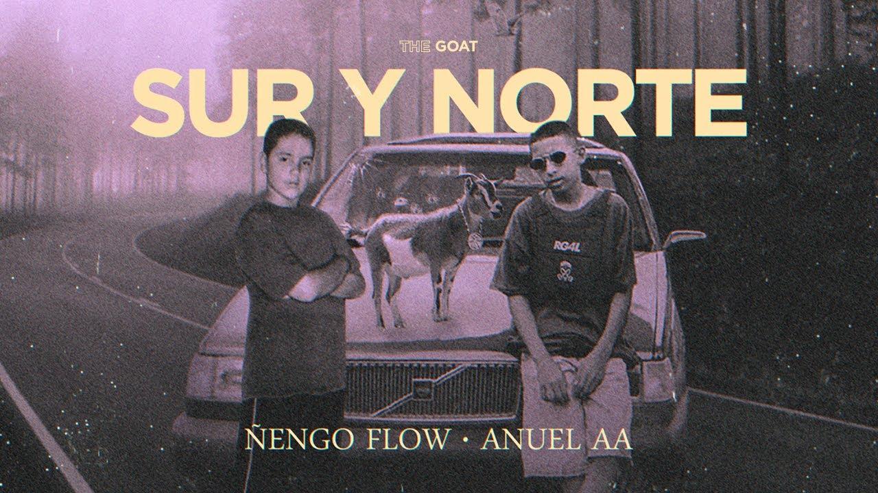 Ñengo Flow x Anuel AA - Sur y Norte