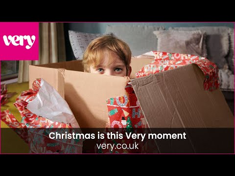 very.co.uk & Very Promo Code video: Christmas is this Very moment | Very.co.uk Christmas Advert 2020
