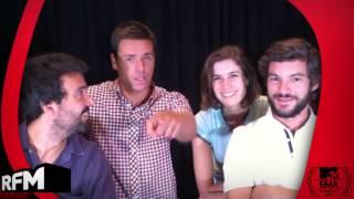 Conhece os nomeados para Best Portuguese Act com a RFM