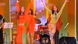 Azúcar Moreno - Sólo se vive una vez (Pasa la vida, TVE, 1996)