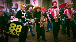 Flash mob 6 maggio 2017 Feel Good Swing