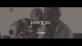 """Don't go"" - R&B Instrumental/Beat New2015 (prod.N-SOUL BEATZ)"