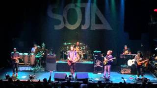 Wait - SOJA @ the NorVa (Feb. 2015)