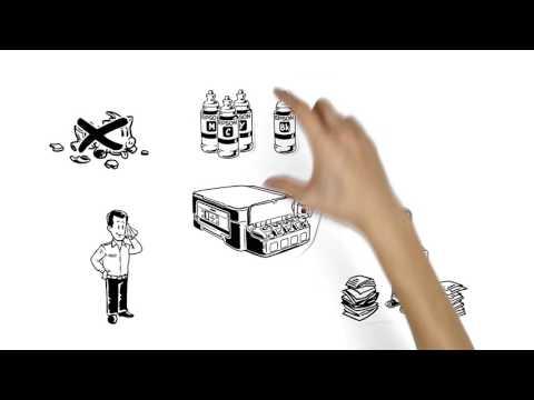 Why Choose an EcoTank Printer?