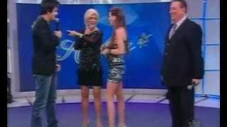 Belinda chama Luan Santana de 'GOSTOSO'|Programa da Hebe