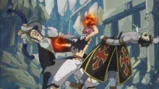 Fairy Tail AMV - Battle of the Dragon Slayers - You´re Gonna Go Far, Kid