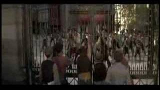 We're Not Gonna Take it - A Newsies Music Video