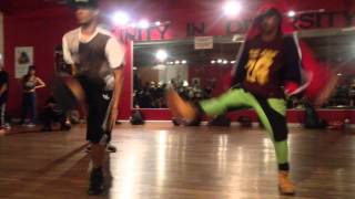 Lil Swagg | Choreography by @AntoineTroupe | Get away by @KehlaniMusic