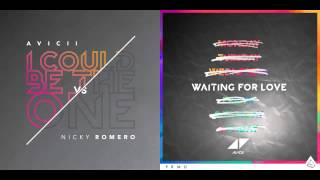 I Could Be The One Waiting For Love - Avicii | Nicky Romero (Mashup)