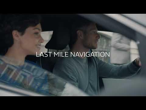 Renault CLIO Hybrid - Last mile navigation