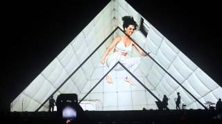 Katy Perry - Peacock Interlude live Mexico City
