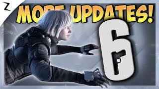 3 More HUGE UPDATES! 100 Operators! - Rainbow Six Siege