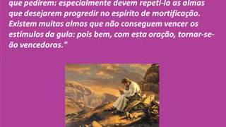 ORAÇÃO DOS 40 PAIS NOSSOS AO PAI ETERNO