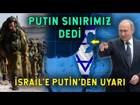 Putin Sınır Dedi! BU İLK DEĞİL!