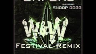 Dr. Dre ft. Snoop Dogg - Still D.R.E. (W&W Festival Mix)