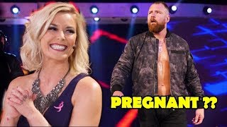 Renee Young Speaks On Rumors Of Her Being Pregnant