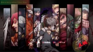 Boku no hero academia - OST Villains Theme