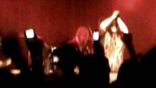 The Used - Blood On My Hands (LIVE) 2-22-10