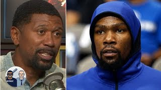 Jalen Rose reacts to Kevin Durant saying he hates the NBA some days | Jalen & Jacoby