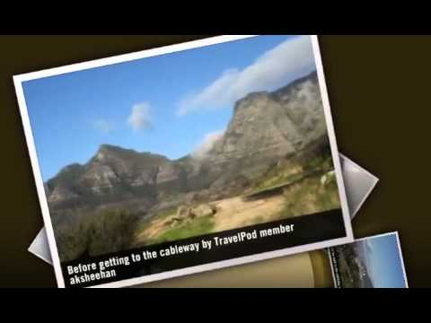 Cableway – Cape Town, Western Cape, South Africa