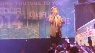 Trevor Moran - Echo - Live at O2L Digitour Birmingham AL