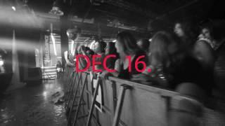 Underground Debrecen Hall - 12.16. Péntek