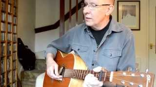 If You Could Read My Mind - Gordon Lightfoot cover (Performed by Robert Haigh)