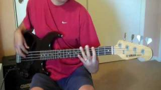 """Sweet Freedom""  (Michael McDonald)  Bass Cover"