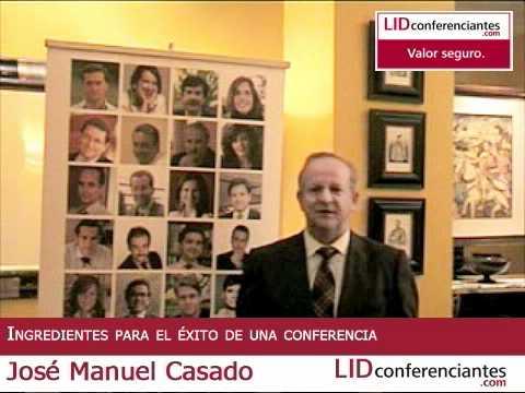«La actitud mental positiva determina nuestro éxito» por José Manuel Casado