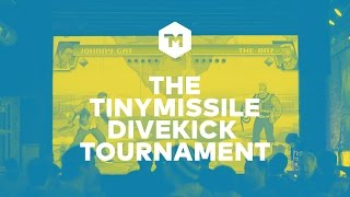 The TinyMissile DiveKick Tourney Recap