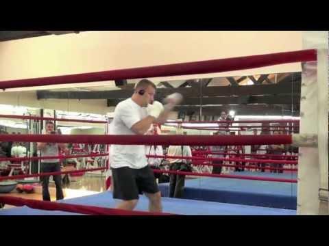 Adamek trenuje przed walką z Walkerem