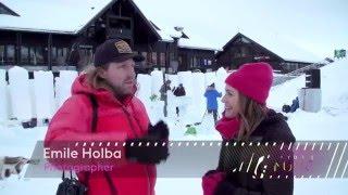 Ice Music Festival Norway on Sarah´s Music - Emile Holba