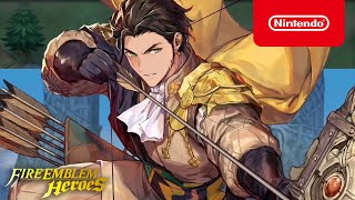 Fire Emblem Heroes adding Claude: King of Unification as new Legendary Hero, trailer