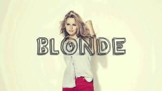Blonde by Bridgit Mendler (Lyrics + Pictures)