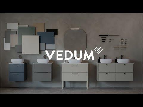 Vedum Kök & Bad - Badrumsserie Soprano