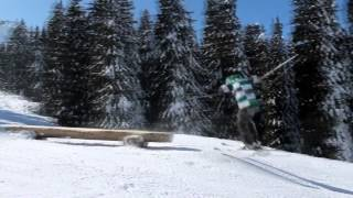 [FREESKI] Back in Avoriaz - Epic Movement Production