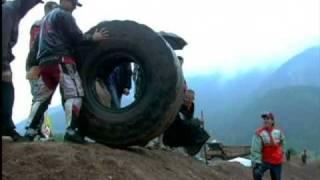 The Nitro Circus:  The Tire