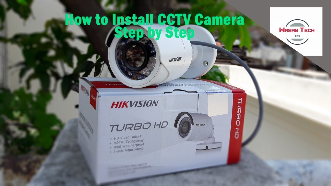 Install Cameras Outside Home Trent TX 79561