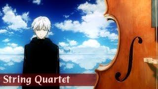 Unravel FULL - Tokyo Ghoul OP (String Quartet) | 東京喰種 OP FULL