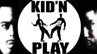 "Kid 'n Play ""AIN'T GONNA HURT NOBODY"" Behind the scenes NYC video short"
